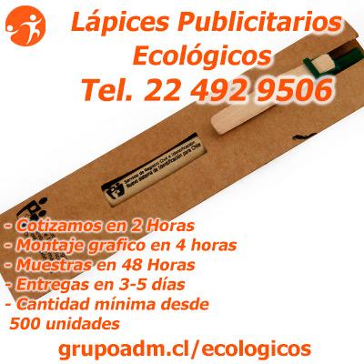 Bolígrafos Publicitarios Ecológicos