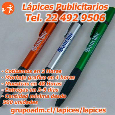 Lápices Promocionales ecologicos