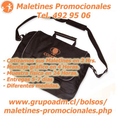 Maletines Publicitarios Chile