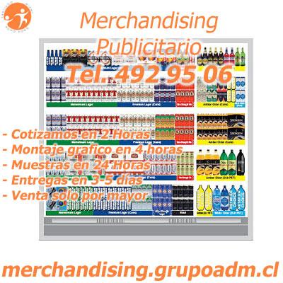 Merchandising VS Medios Tradicionales