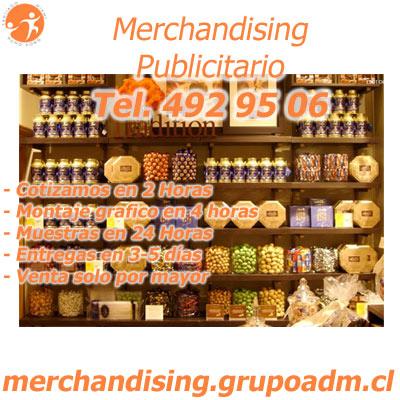 Merchandising Publicitario