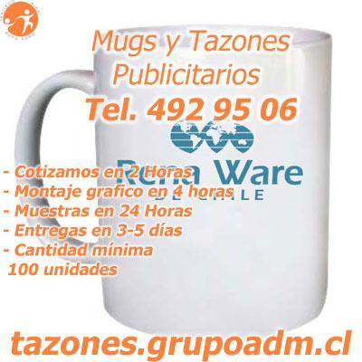 Mugs Publicitarios