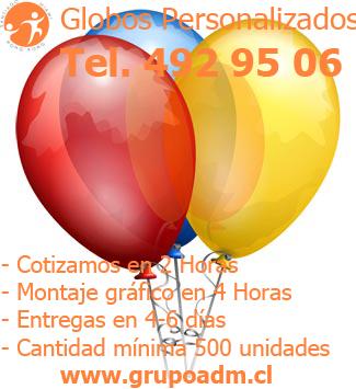 Globos Publicitarios Chile