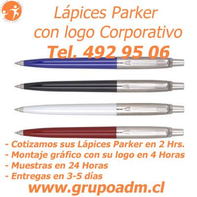Lapices Parker Personalizados