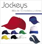 Gorros y Jockeys Promocionales