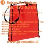 Bolsos Ecológicos Personalizados www.grupoadm.cl Tel. 492 95 06