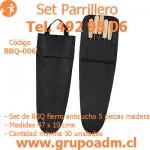 Set Parrillero BBQ-006 www.grupoadm.cl Tel. 492 95 06